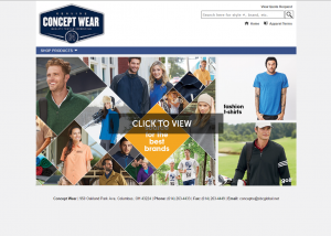 ConceptWear_Catalog Screen_clicktoview